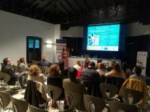 Sesión infomativa del programa realizada en Sevilla